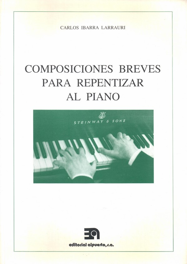 Composiciones breves para repentizar al piano